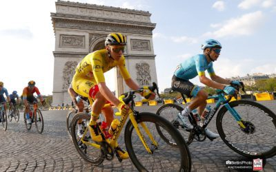 Mellow Yellow, the Story of Cycling's Most Famous Jersey